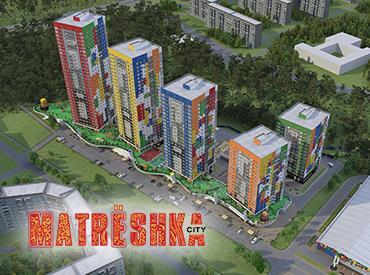 ЖК «MatrЁshka city»